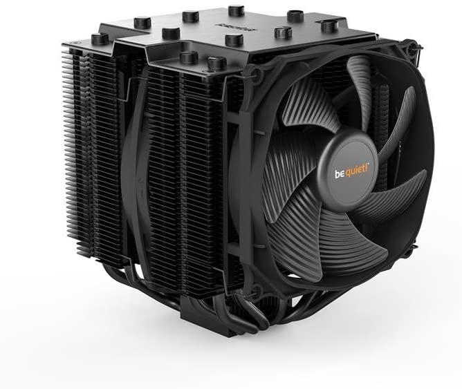 2. Be quiet! Dark Rock Pro 4, BK022, 250W TDP, ( Fan CPU Cooler )