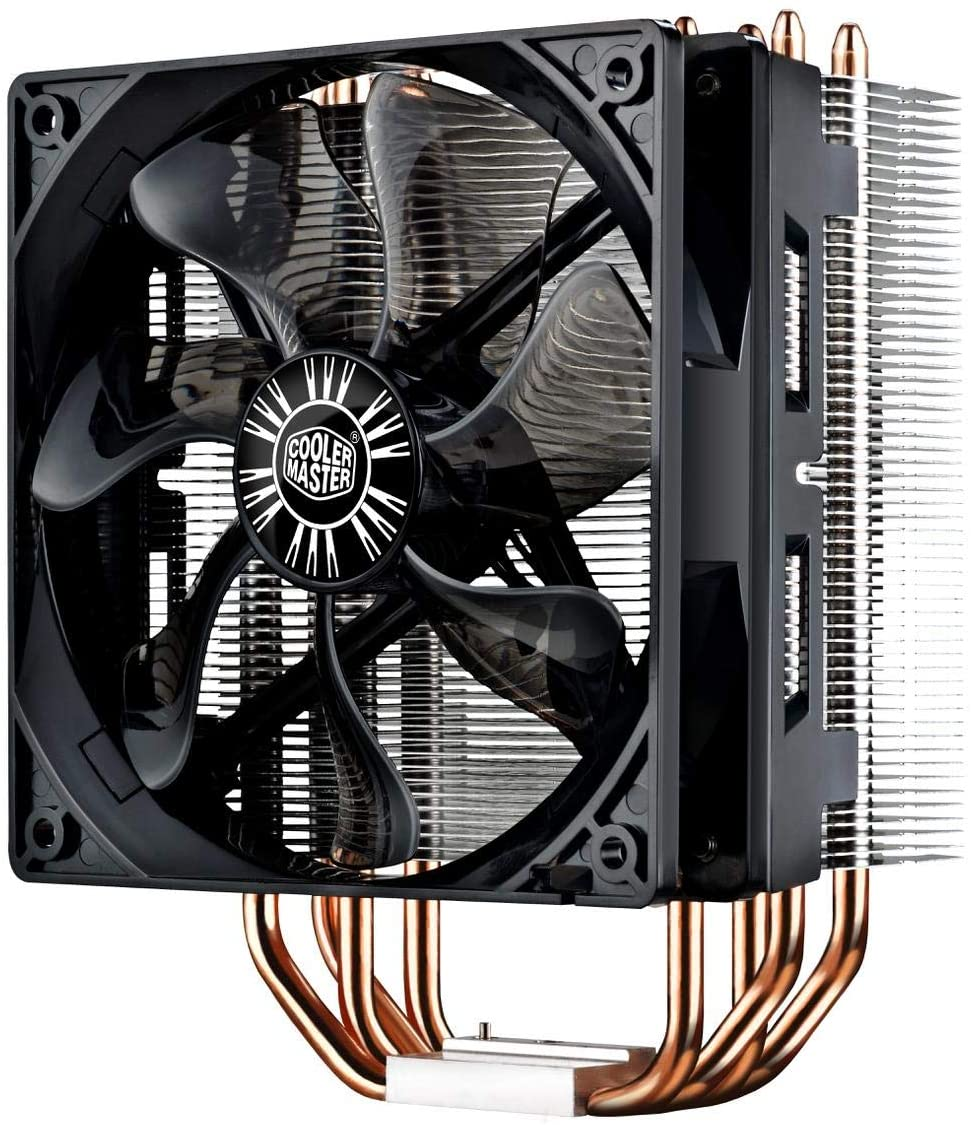 4. Cooler Master Hyper 212 Evo ( 120 mm PWM Fan CPU Cooler )