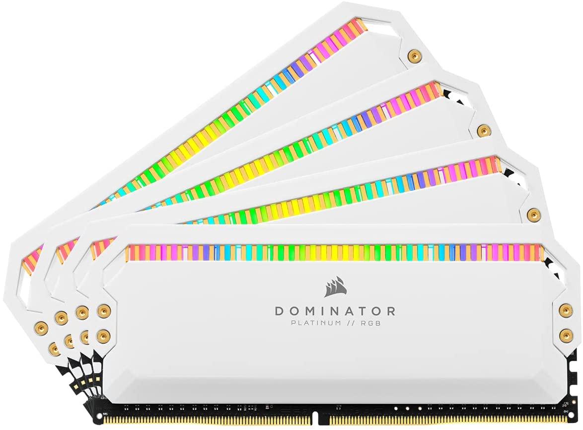 5. Corsair Dominator Platinum RGB 32GB